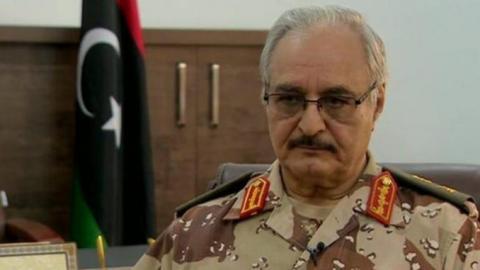 LIBYE:  L'économie de la guerre en Libye