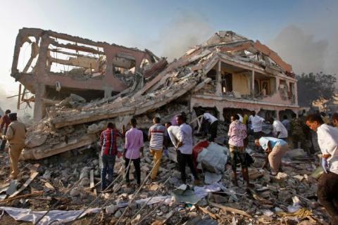 SOMALIE: L'AMISOM intensifie la formation des agents de sécurité