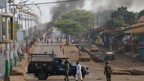 BISSAU: La démission du procureur général