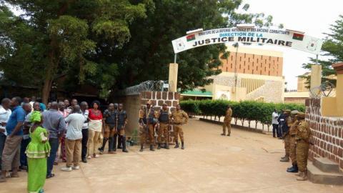 BURKINA: Le procès du putsch