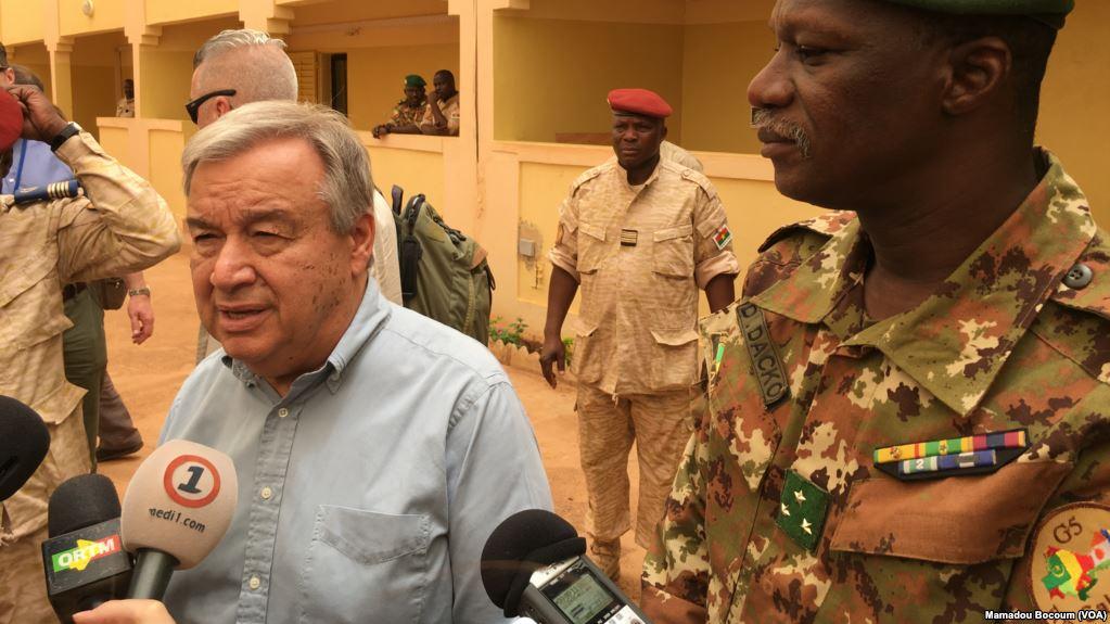 MALI: L'ONU menace de sanctions les auteurs d'attaques