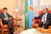 RDC: Election, Porteur d'un message de l'U.E