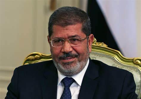 EGYPTE: Mohamed Morsi 1951-2019