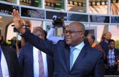 RDC: La visite de Félix Tshisekedi à Ituri (nord-est)